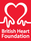 british heart foundation charity logo