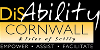disability cornwall charity logo