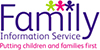 family information service cornwall charity logo