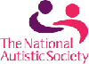 national autistic society charity logo